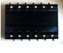 12 antenas Profissional de Bloqueador de UHF VHF,GPS,Wifi,CELULAR 2