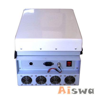 200Watts JAMMER de Alta Potência Bloqueador de GPS 1