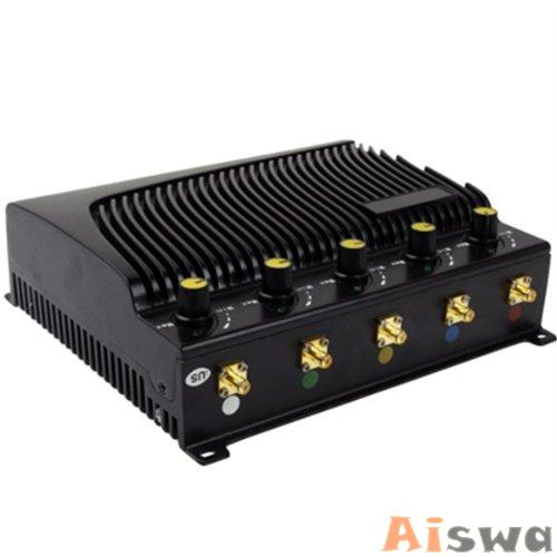 Bloqueador de GPS, Celular,GSM800, CDMA900 ,DCSPHSGSM1800-1900, Wifi 2.4Ghz e 3G 3