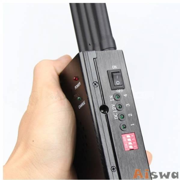 Bloqueador de GPS Profissional GPS - GSM - 3G -GPRS 2