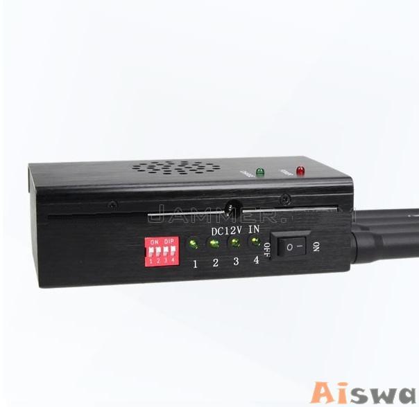 Profissional Universal GSM+2G+3G+4G Bloqueador de Celular 2