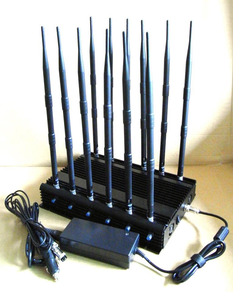 Bloqueador Terminator de 12 Antenas