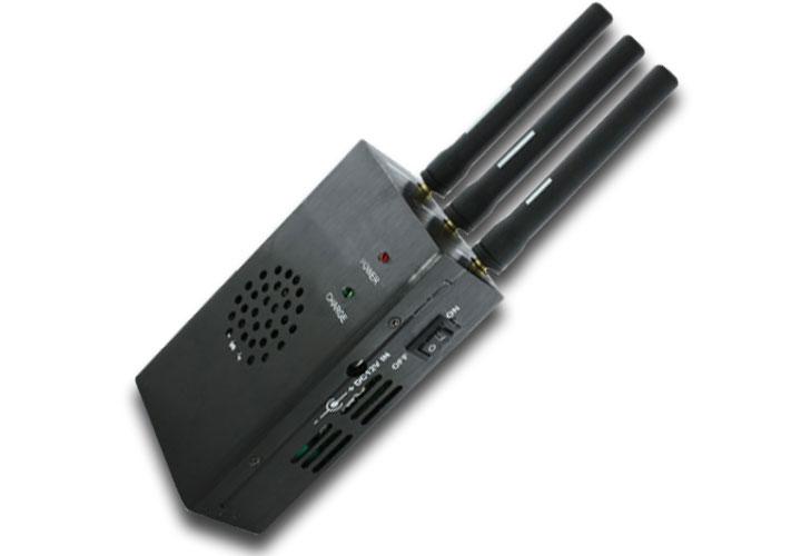 Inhibidor Portatil Radio frecuencias 315-433-868 MHz
