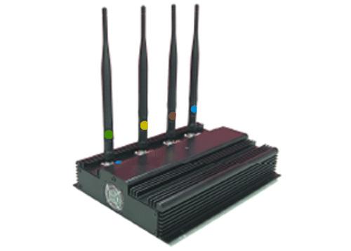 Inhibidor de 4 antenas Potencia 12W