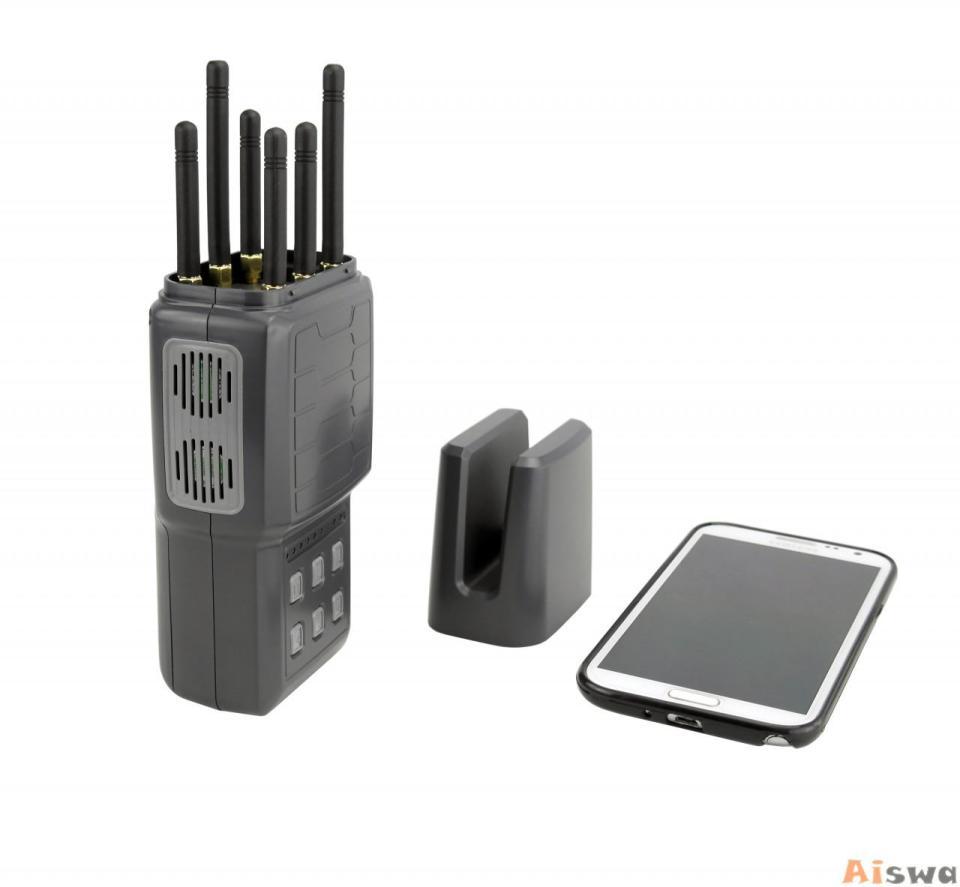 portátil Alta Potencia WiFi