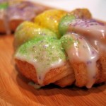 Mardi Gras Time and Delicious King Cake