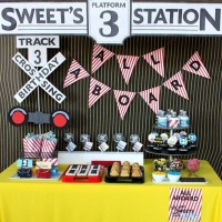 Choo Choo! {A Train Party}