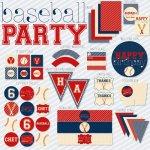 Baseball Party Printables!