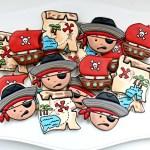 Amazing Pirate Cookies