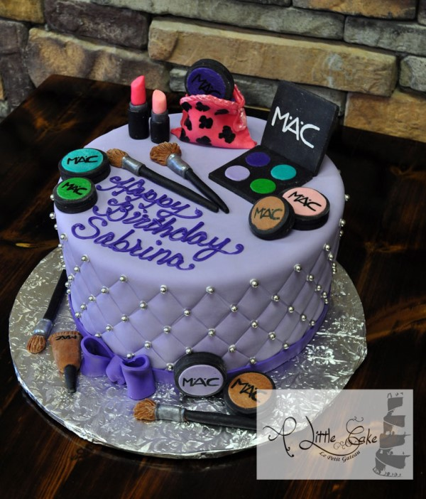 Fabulous Sweet 16 Cakes B Lovely Events