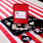 Pirate Party Favors bag