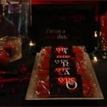 Vampire Twilight party food