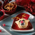 Reindeer rice crispie trest with cute red nose!