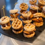 Mini Chicken And Waffles {Brunch Foods That Rock}