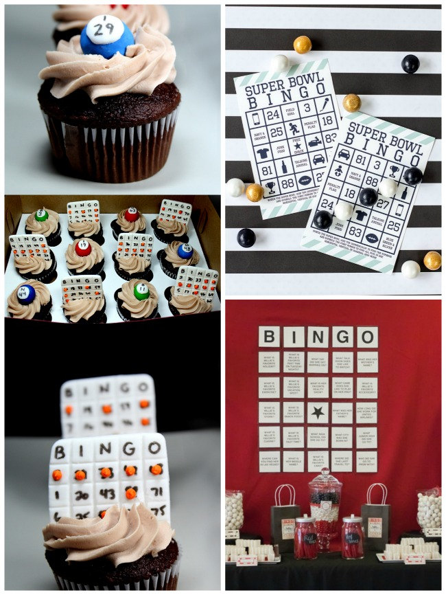 Guest Post Bingo Party Ideas B Lovely Events