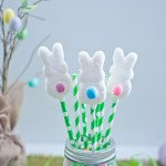 Easter Bunny Tails!