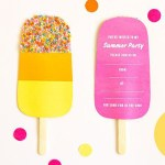 Popsicle Party! {Invites}