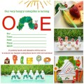 Very Hungry Caterpillar Free Printables! - B. Lovely Events