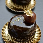 Gold Desserts For The Golden Globes!
