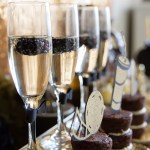 Black and gold Oscar Party- Fills Of Tons Of lovely Ideas