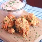 Crawfish Beignets For Mardi Gras!