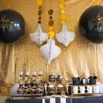 Tuxedo Oscar Party With Eden Celebrations! - B. Lovely Events