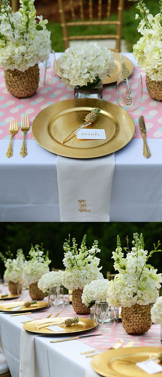 The best pineapple party ideas b lovely events