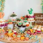 Vibrant Cactus Fiesta for Cinco De Mayo!