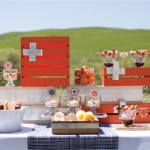 Father's Day Gril Party- So cute! -See more Grillin Father's Day Ideas On B. Lovely Events!
