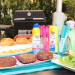 Summer Essentials And A Fabulous Burger Bar- B. Lovely Events