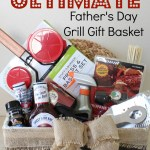 The-Ultimate-Fathers-Day-Grill-Gift-Basket -See more Grillin Father's Day Ideas On B. Lovely Events!