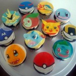 Awesome Pokemon Cupcakes!