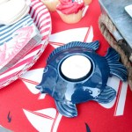Summer Fish Votive Candle Holder! - B. Love