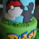 This Pokemon Cake Is Amazing!- See more cute Pokemon Party Ideas on B. Lovely Events