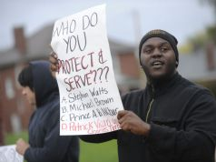 Hammond police actions spark rally