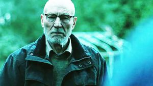 Image result for patrick stewart green room
