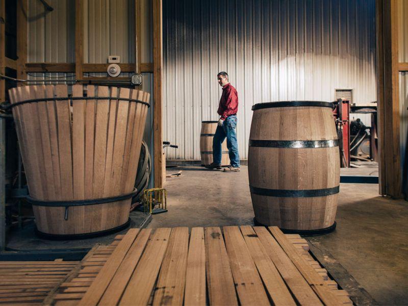 Large Of Deep South Barrels