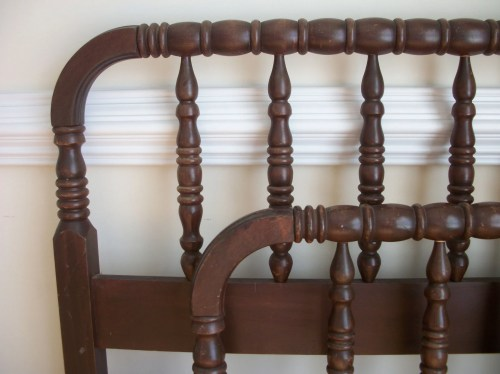 Medium Of Jenny Lind Bed