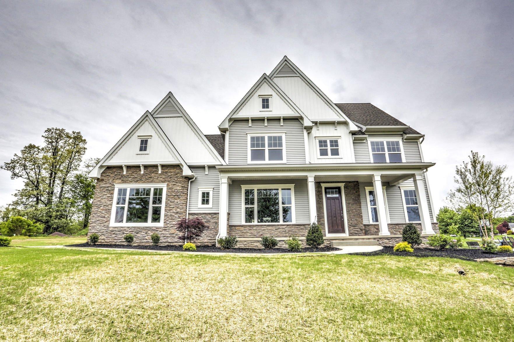 Fullsize Of Farm House Style Home