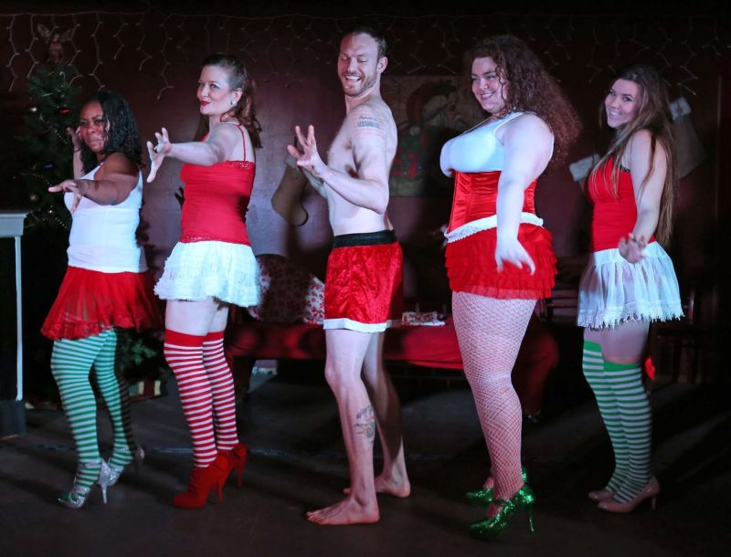 Remarkable Holiday Burlesque Unwraps Just Full Movie Just Time Time ...