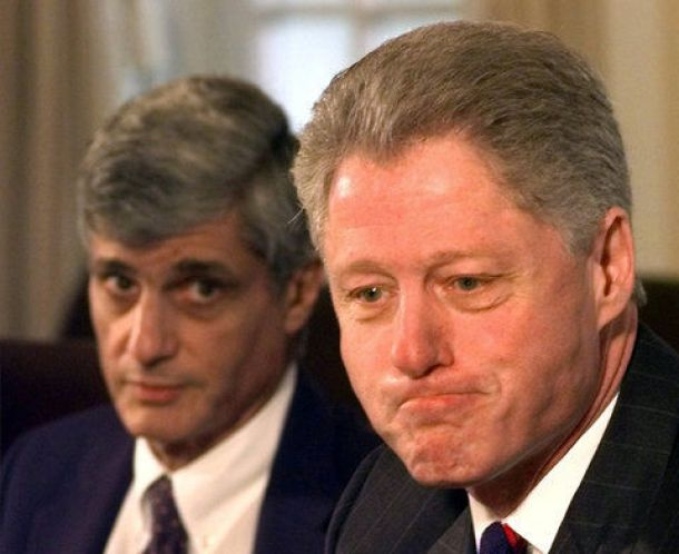 Image result for robert rubin bill clinton