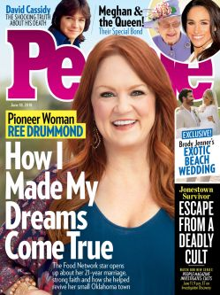 Prodigious People In This Issue Pioneer Woman Ree Drummond Talks Boarding Marriage Food Network Star Pioneer Woman Ree Drummond Discusses Her Boarding House Hotel