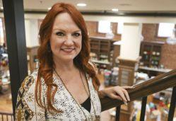 Hairy Pawhuska Features Pioneer Woman Magazine Sweepstakes Pioneer Woman Magazine Renewal Pioneer Woman Ree Drummond Pioneer Woman To Renovate Two Buildings