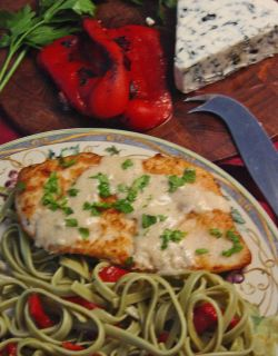 Small Of Chicken Lombardy Recipe