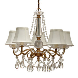 img-petite-beaded-gold-crystal-chandelier-with-shades-chanshades