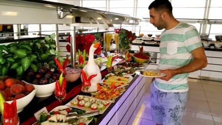 antalya açıkbüfe kahvaltı konyaaltı denize kenarında oteller best breakfast in antalya (63)