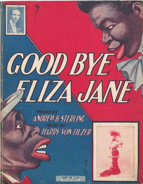Liza Jane sheet music