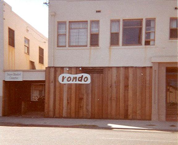 The Rondo, 1962