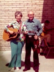 Maxine and Cliff Taylor