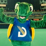Flashback Friday: Domer the Skydome Mascot